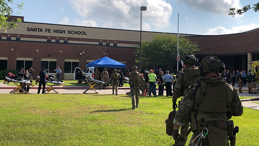 10 dead as Texas school shooting suspect named