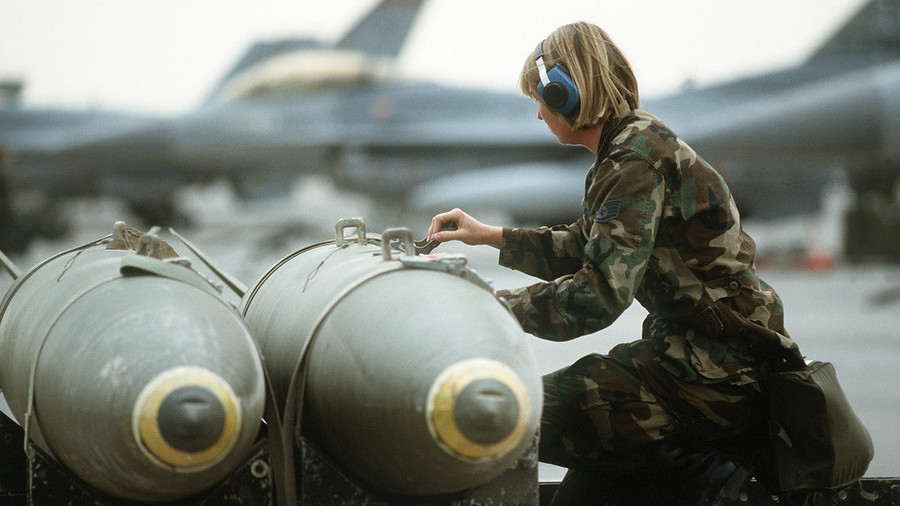 US approves $45mn sale of 3,200 bombs & bunker busters to Bahrain