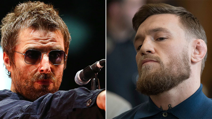 'Biblical': Oasis rock star Liam Gallagher wants Conor McGregor to star in new video