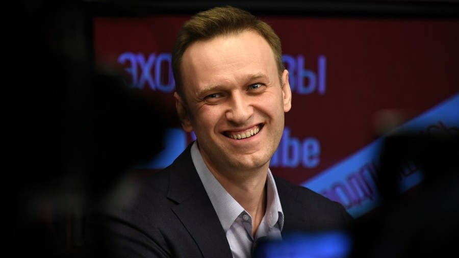 "Navalny's allies found another political party, choose ""Russia of the Future"" for name"