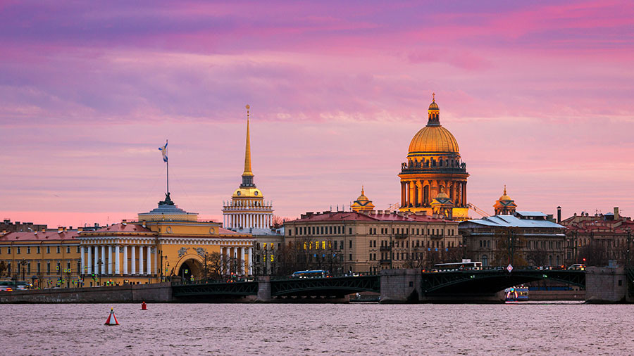 St. Petersburg International Economic Forum expects 15,000 participants from over 100 countries