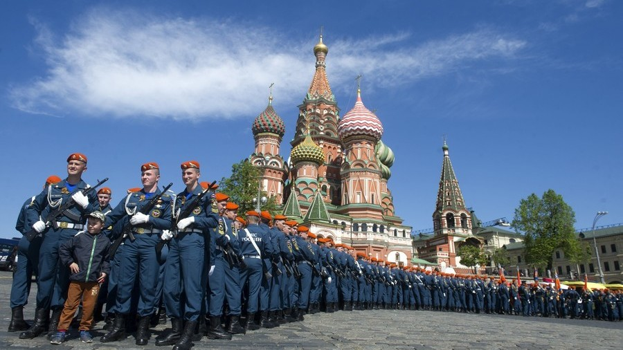 Russians say Putin, military power & unique spirit make them glorious nation
