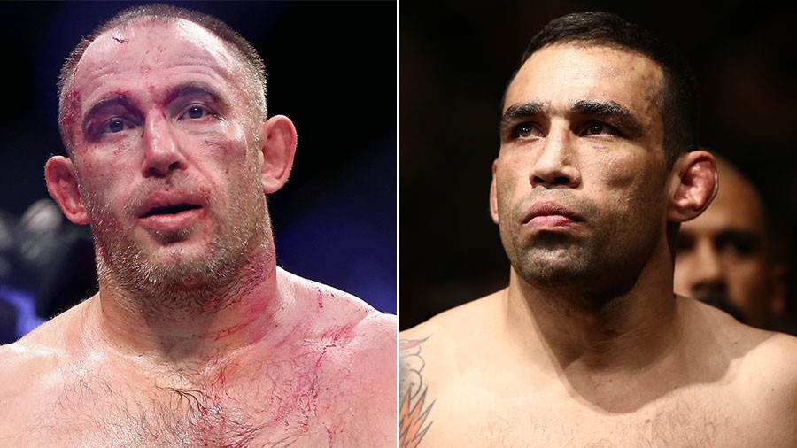 Submission specialists Oleynik and Werdum look set for UFC Moscow showdown