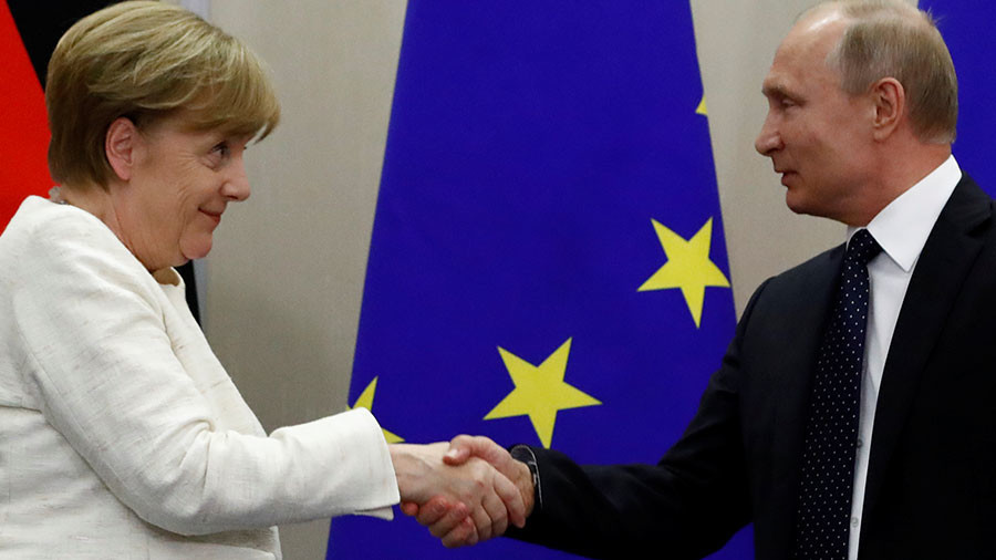 Selfish US diktats could push Europe to develop ties with Russia, China & Iran