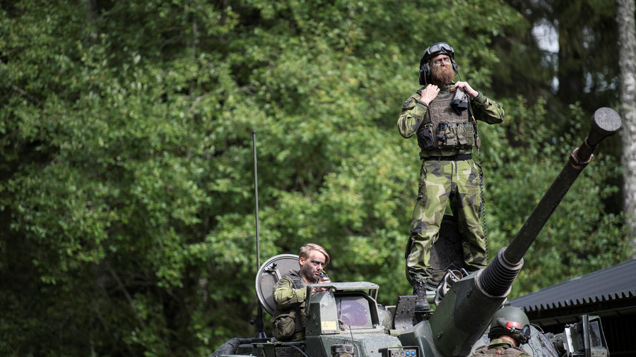 'BE PREPARED': Sweden delivers WAR advice booklet to ALL 4.8million households