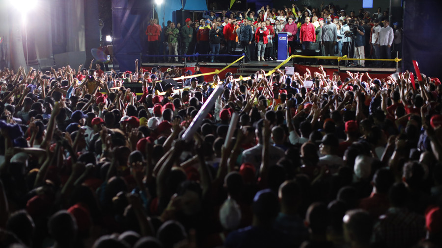 Trump administration slaps new sanctions on Venezuela after 'sham' election