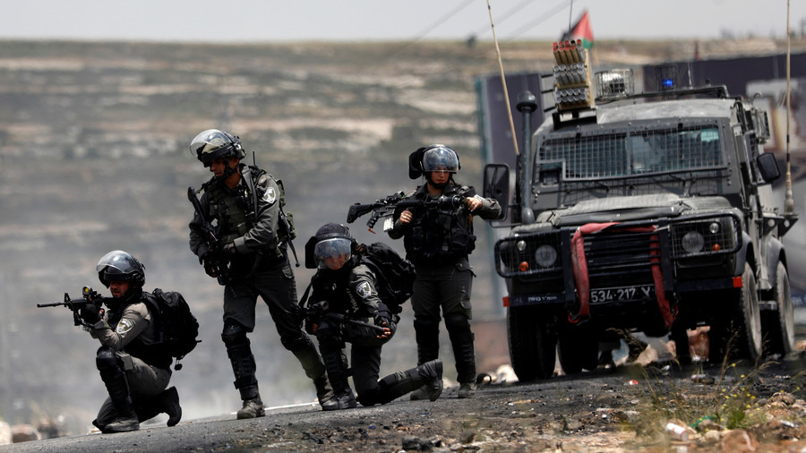 Israel releases Palestinian protesters as footage of arrest goes viral (VIDEO)