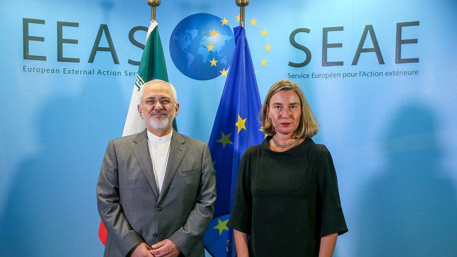 Pompeo's demands don't make it easier for West to influence Iran – EU foreign policy chief