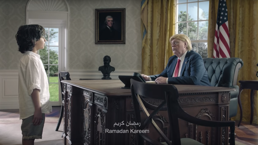 Ramadan ad featuring Trump, Putin, Kim and others goes viral (VIDEO)