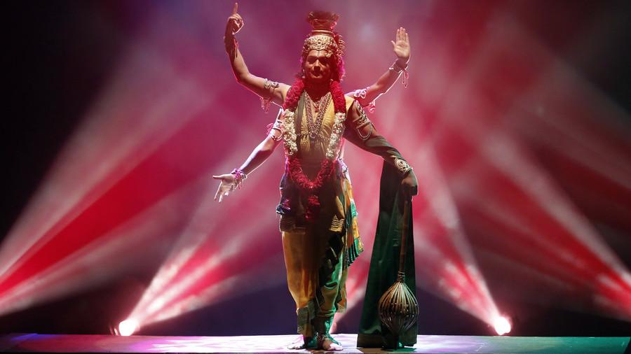 Indian govt employee declares himself reincarnation of Vishnu, skips work to go to '5th dimension'
