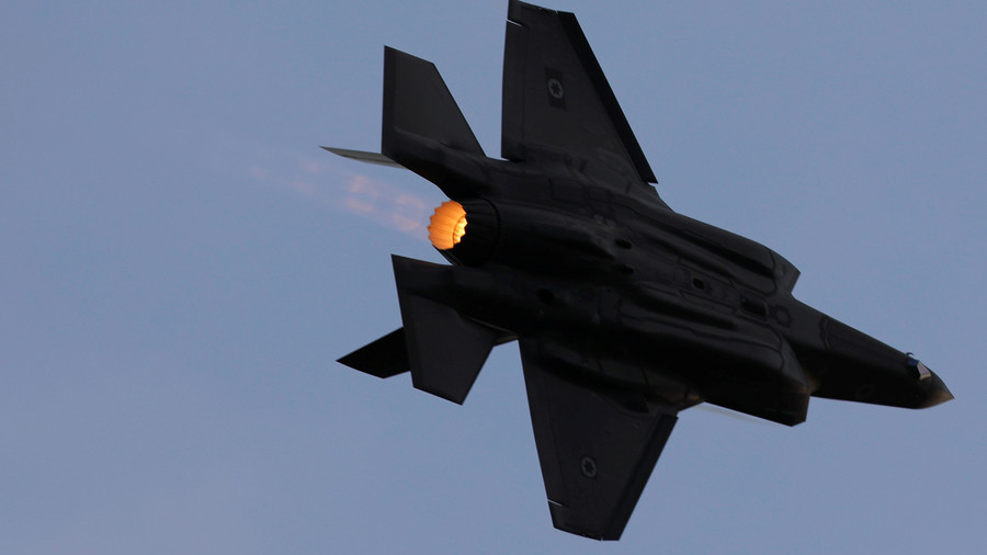 Israel brags it is 1st state to use US-made F-35 in combat & 'attacks on different fronts'