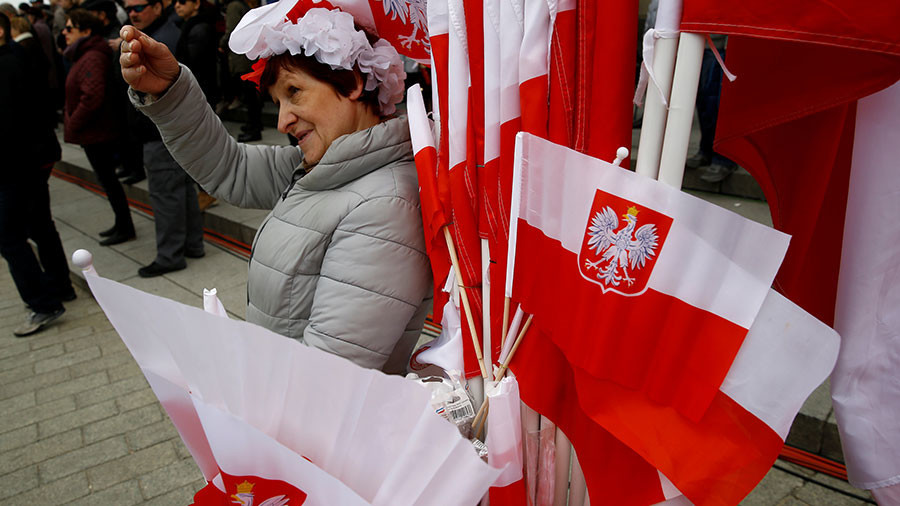 Satirist faces 3 years in jail for calling Poland 'stupid, backward country' in anti-govt piece