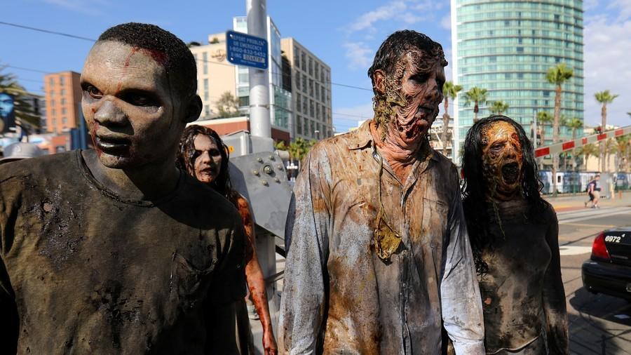 Florida City Sends Alert About Power Outage, Zombies