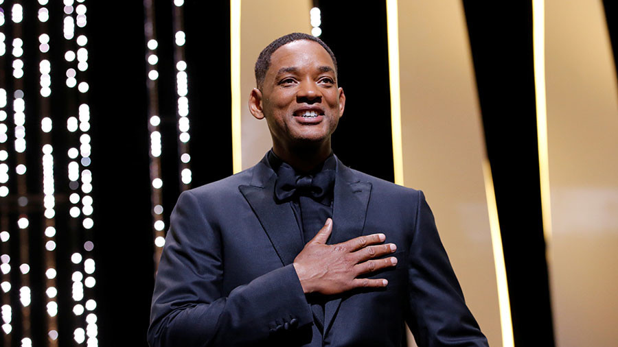Will Smith will perform the official 2018 World Cup song