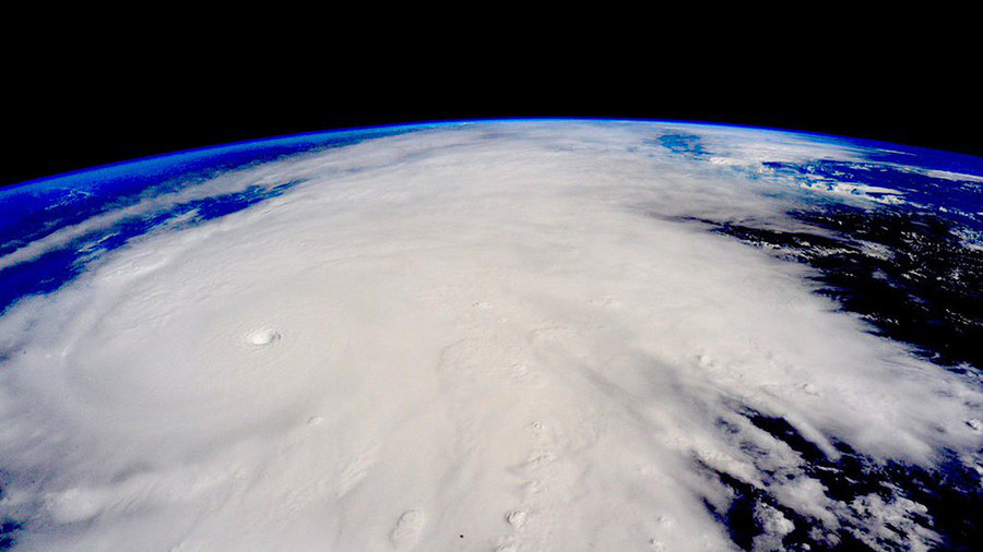 'Piercing the atmosphere': Hurricane lightning blasted antimatter at the Earth