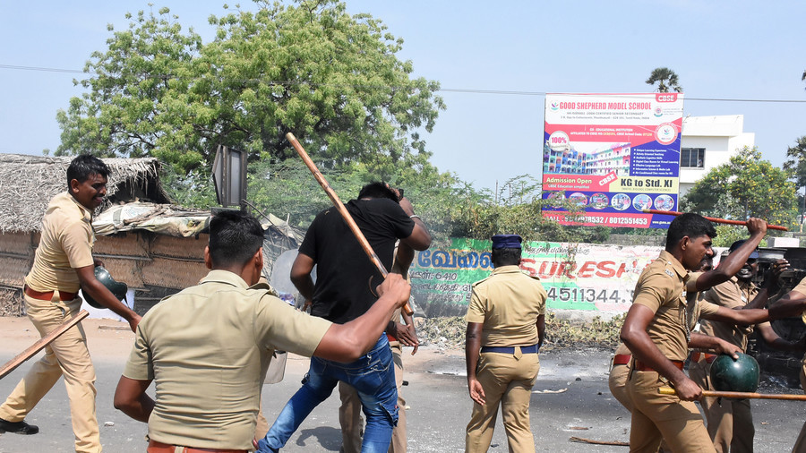 Anti-Sterlite protest in Thoothukudi, the violence and aftermath