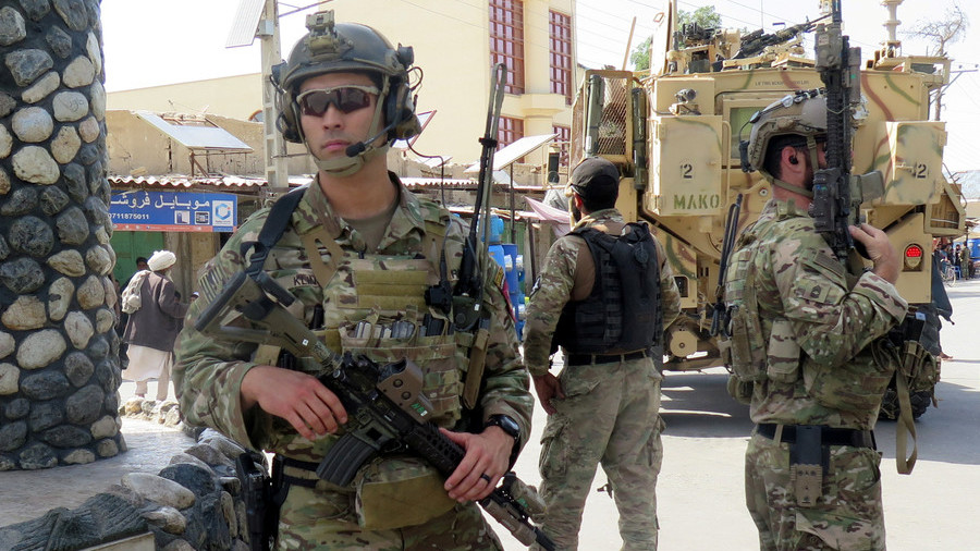 Afghans question US worth in Taliban fight as Pentagon watchdog admits 'lack of progress'