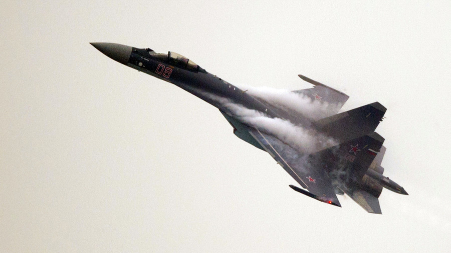 China will get 10 Russian Su-35 fighter jets this year as part of $2.5bn deal