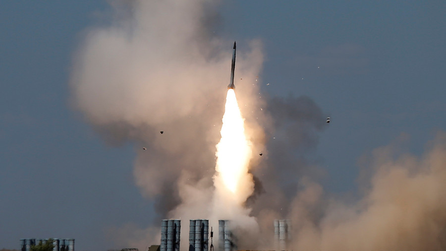 Syrian air defense intercepts missile attack on airport