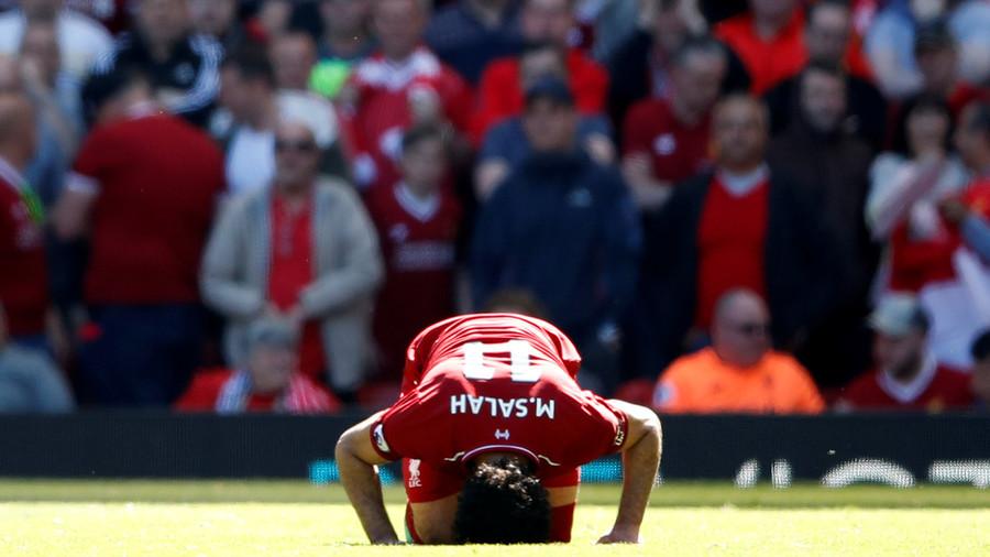 Liverpool striker Salah 'to break Ramadan fast' for Champions League final