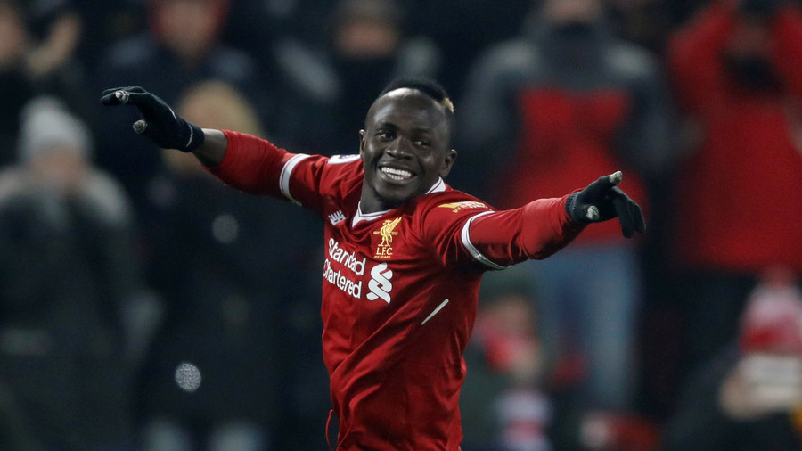 Mane Sends ₦7.8m Liverpool Jersey Home