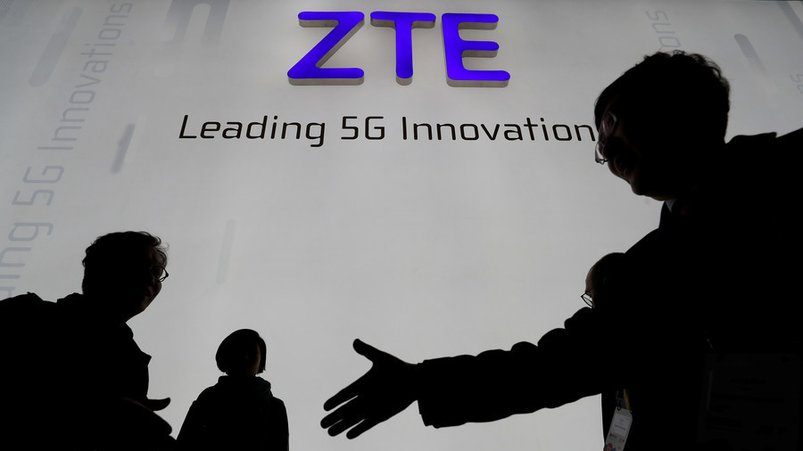 USA reaches deal to keep China's ZTE in business: congressional aide