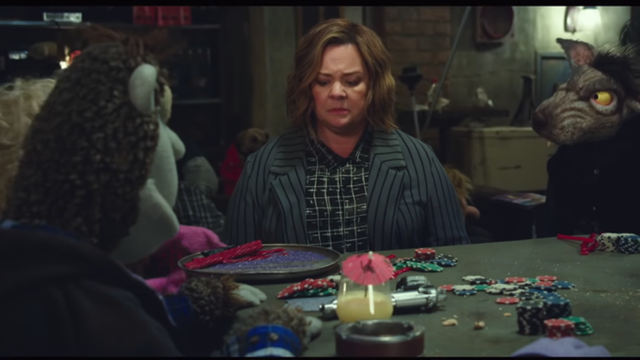 Sesame Street launches files against The Happytime Murders