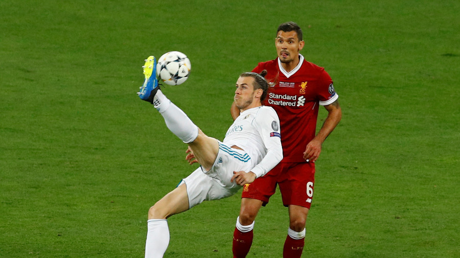 UEFA Champions League Final 2018 - Real Madrid 3-1 Liverpool