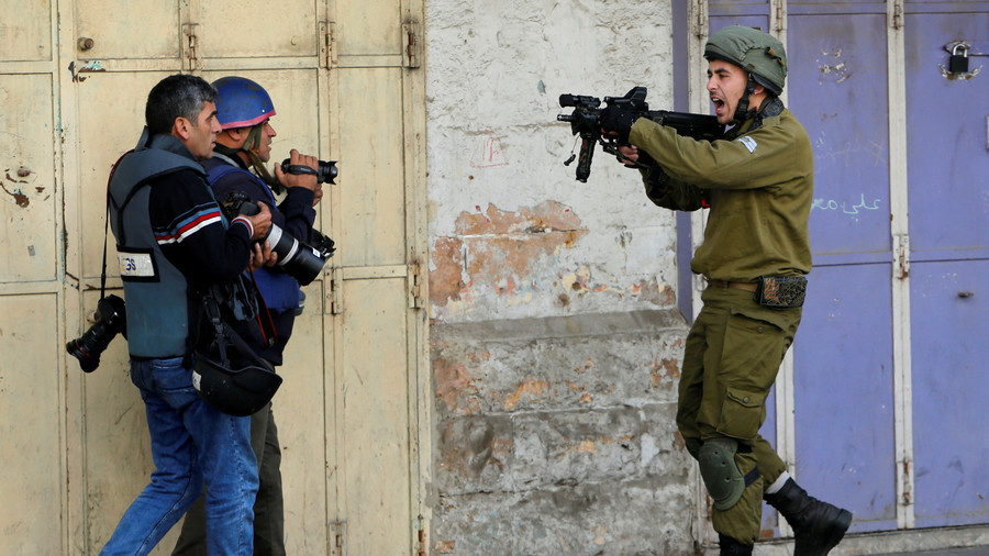 Nothing to hide? Israel considers ban on filming IDF soldiers 5yr jail terms for offenders