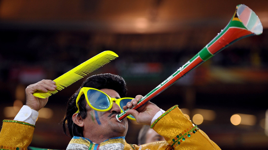 Music to fans' ears? Vuvuzela to make World Cup return in Moscow