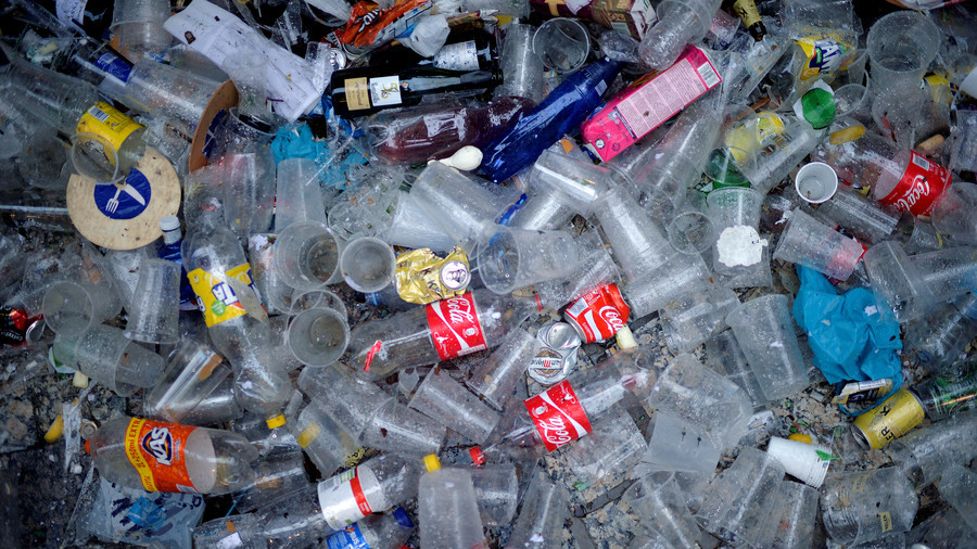 China's waste import ban fallout: EU wants to get rid of most single-use plastic products