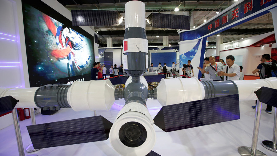 Beijing offers 'equal footing' to all nations in developing & utilizing China's space station