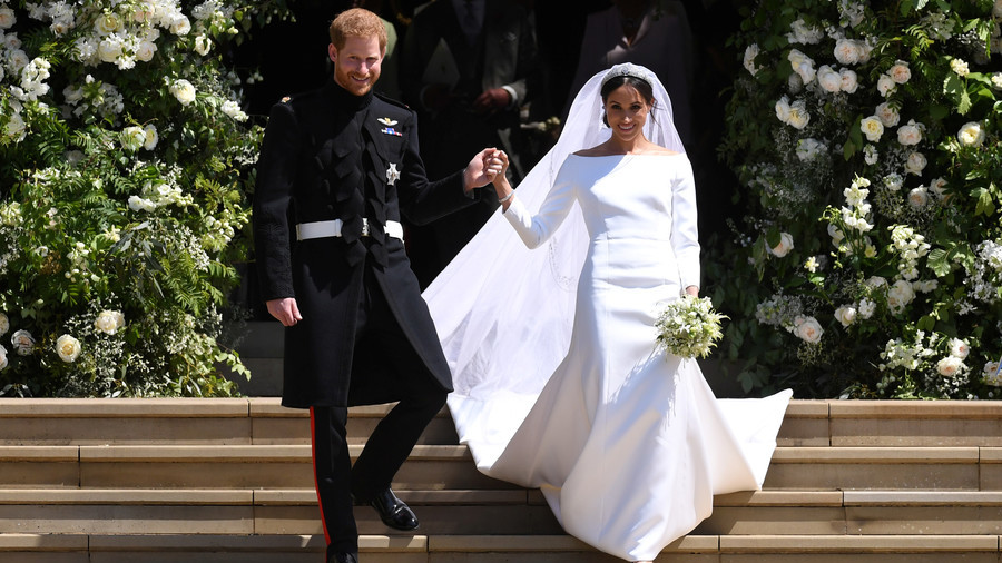 Slavoj Žižek: Britain's royal wedding had an emancipatory subtext