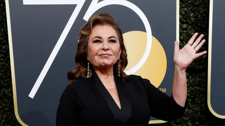 ABC cancels Roseanne following star's racist tweet