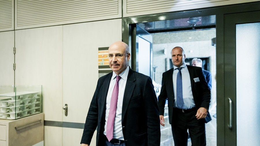 Bill Browder, Putin critic, tweets his arrest on