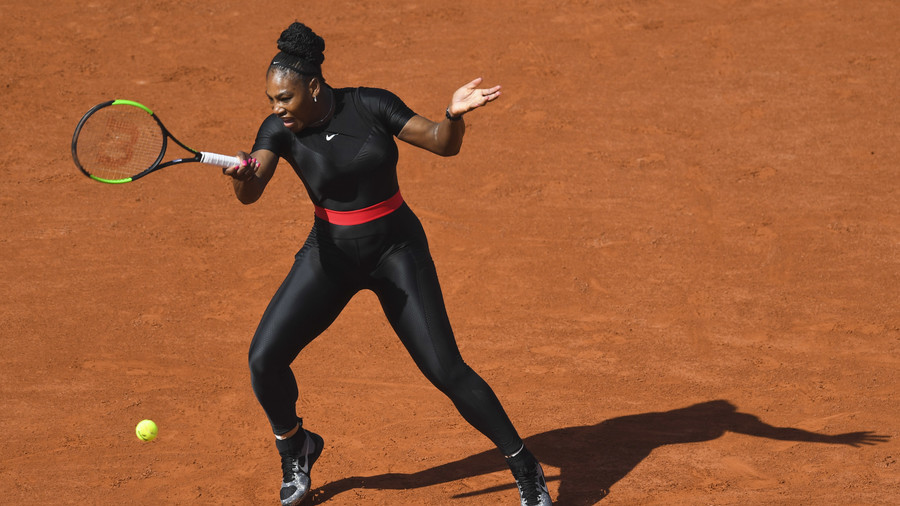 'Like a queen from Wakanda': Serena Williams says 'superhero' catsuit helped her to victory