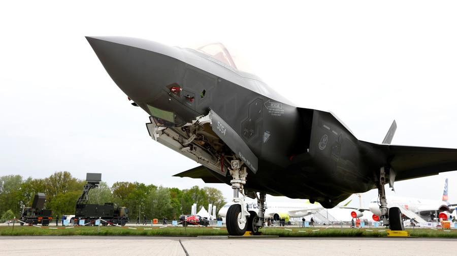 Turkey warns US it will look elsewhere if Washington fails to deliver F-35 fighter jets