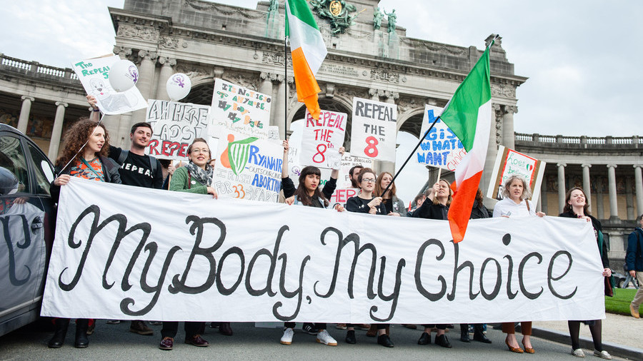 Stop prioritizing DUP alliance & grant women abortion rights in N. Ireland, rights group tells PM