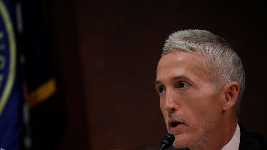 Choose your conspiracy! Russiagate liberals and Trump fans cherry-pick facts from Gowdy interview