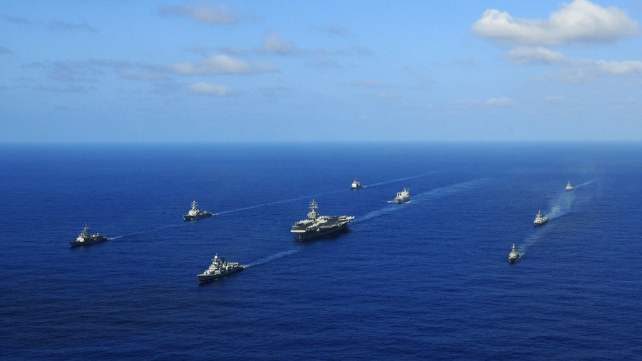 American Raj? Pentagon renames PACOM to 'Indo-Pacific Command'