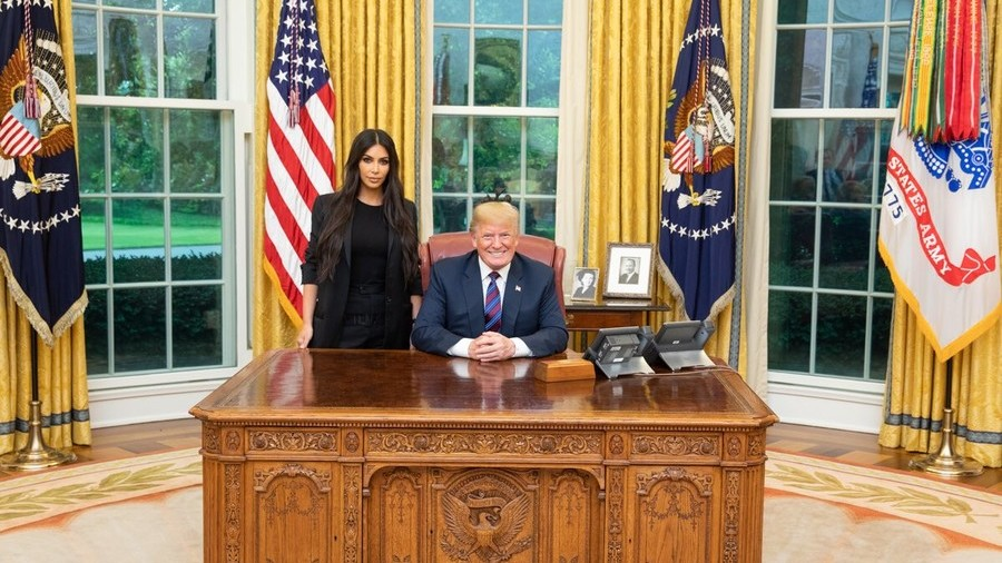 'Reality TV stars running the country': Twitter reacts to Trump-Kardashian meeting on prisons