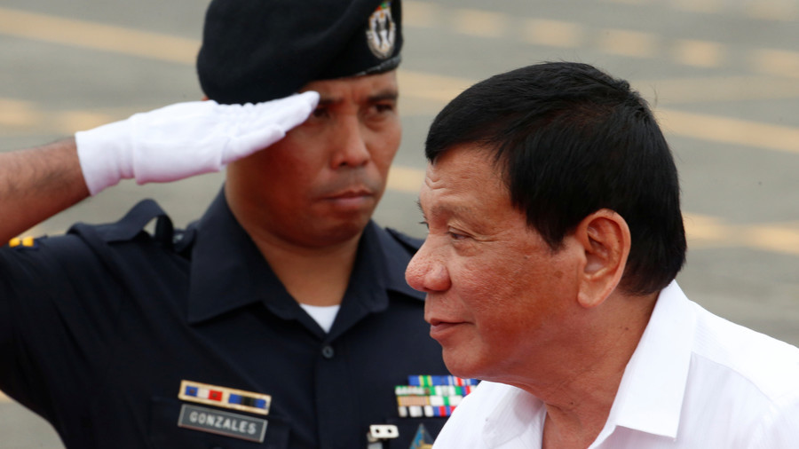 Is Duterte really threatening war with China? The opposite may be true...