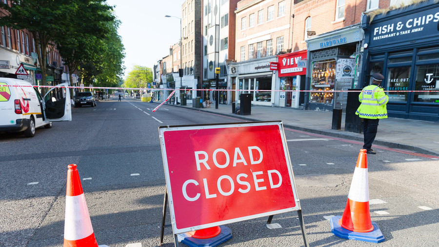 Man stabbed to death in one of London's richest boroughs, bringing capital's murder rate to 67