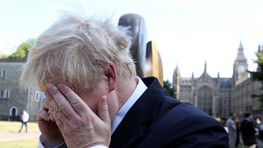 Someone tell Boris that Babchenko's alive!  Putin critics are catnip for Britain's Foreign Secretary