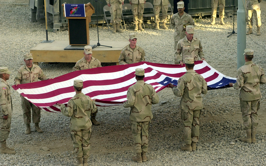 1 US soldier killed, another wounded in combat op in Afghanistan – CENTCOM