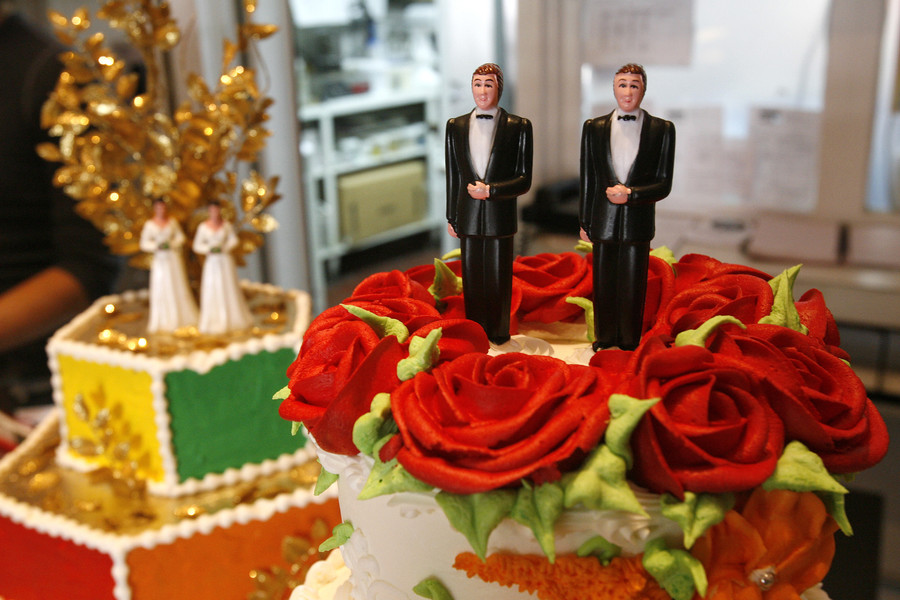 'Support gay marriage': Cake row case to be heard at Supreme Court