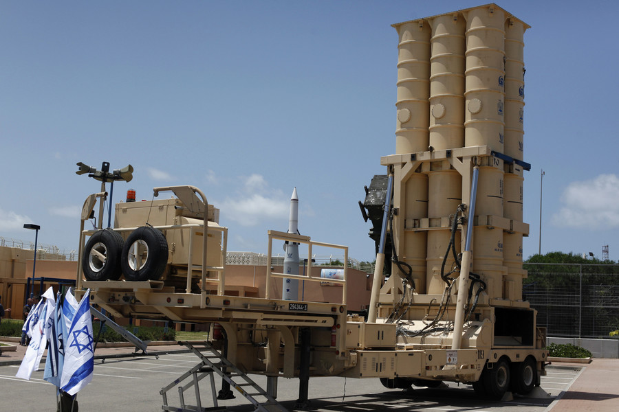 Israel cancels US-based test of its Arrow-3 missile defense system until 'maximum readiness' ensured