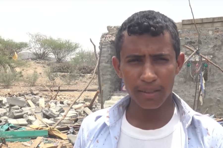 'Whole world turned red': Groom recalls deadly Saudi airstrike on Yemeni wedding