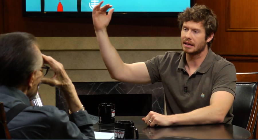Anders Holm on 'Champions,' 'Game Over, Man!' & eggplant emojis
