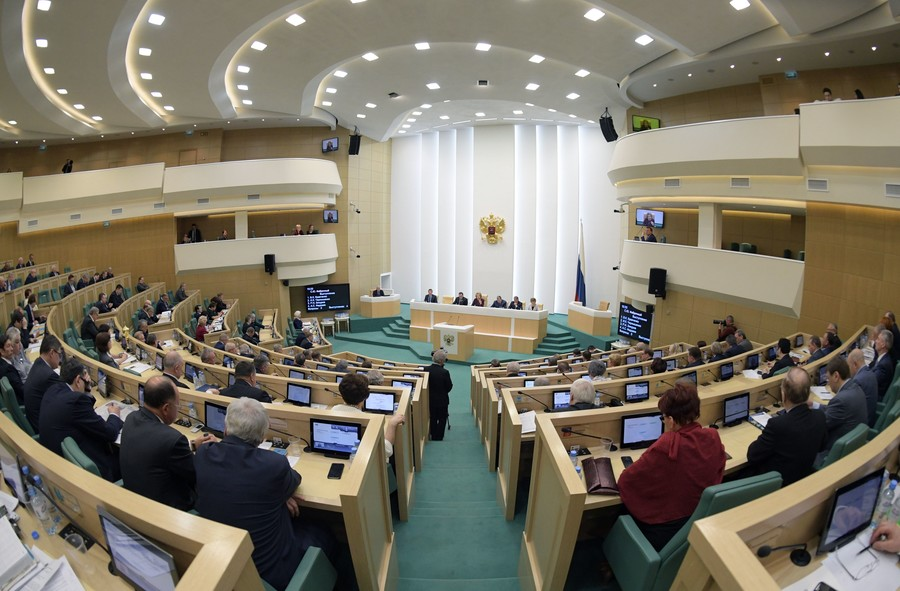 Senators support criminalization of compliance with anti-Russian foreign sanctions